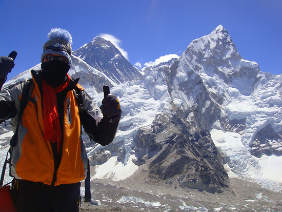 Everest-Trekking mit Michael Vatter